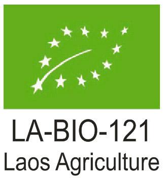 LA-BIO-121 Laos Agriculture logo
